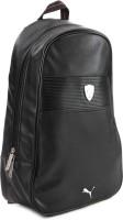 Puma Ferrari Ls Backpack Black, Size - 17