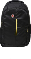 ADS 16 Inch 20 L Laptop Backpack Yellow, Black06, Size - 360
