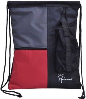 Hawai Light-Weight Tri-Colored Swim Bag Free Size Backpack - Multi-color-01