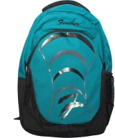 Feather Sam210 10 L Backpack (Blue Back Pack, Size - 25)