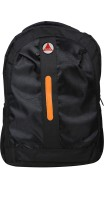 ADS 16 Inch 20 L Laptop Backpack Orange, Black05, Size - 360