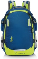 Skybags Cascade-40 3.5 L Laptop Backpack (blue)