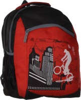Felizer Backpack (Red, 25 L)