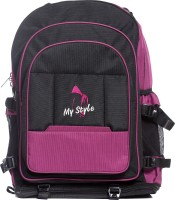 Raeen Plus My_style 10 L Free Size Backpack Pink, Size - 540