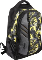 Zwart 114114Y 25 L Free Size Backpack - Black And Grey