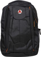 ADS 16 Inch 20 L Laptop Backpack Orange, Black11, Size - 360