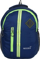 Nexxa Pixel Plus 24 L Backpack (Blue)