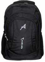 Attache Premium School / Laptop Bag (Black) 30 L Backpack (Black)