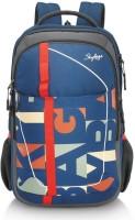 Skybags GEEK 02 BLUE 31 L Backpack (Blue)