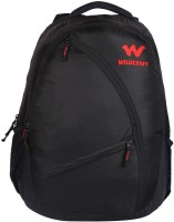 Wildcraft Avya Black Backpack Black