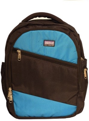 Kingston  American Kingston AKNEW04 2.5 L Medium Backpack (Blue)