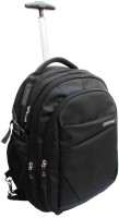 GOOD TIMES PRESIDIUM 30 L Trolley Laptop Backpack Black