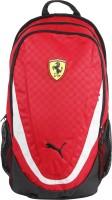 Puma Mojo 4.5 L Backpack Rosso Corsa-whi