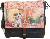 The House Of Tara Doggy Bath Bag 13 L Medium Backpack Multicolor, Size - 300