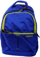 American Tourister Allier 01 Blue/Lime 2.5 L Backpack Blue/Lime, Size - 540