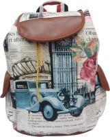Ruff Digital Printed Bag 2.5 L Backpack Multi