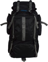 Armstrong Adventura 65 L Extra Large Backpack (Black And Grey)