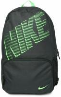 Nike Green Trend Classic Unisex 25 L Backpack Black