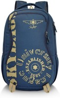 Skybags Raider 02 Blue 26 L Backpack (Blue)