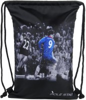 Pole Star Ps Multipurpose Drawstring Bag/Sling Bag 11 L Backpack (Black 04)