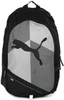 Puma Echo Plus 27 L Medium Backpack Black And White, Size - 470