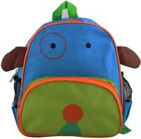 Angel Glitter Multipurpose Bag (Blue, Green, 2 L)