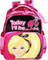 Mattel Kids Bag Backpack (Pink, 14 Inch)