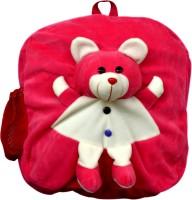 Funtastic Mouse Design Kids Bag Backpack (Pink, 4 Inch)