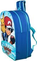 Pokemon School Bag (Blue, 14 Inch)