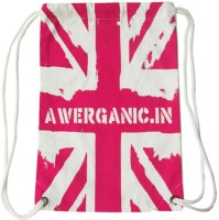 Atun Cotton Backpack (Pink, 10 Inch)