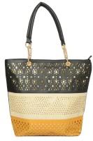 Etiquette Shoulder Bag Shoulder Bag (Gold, 12 Inch)