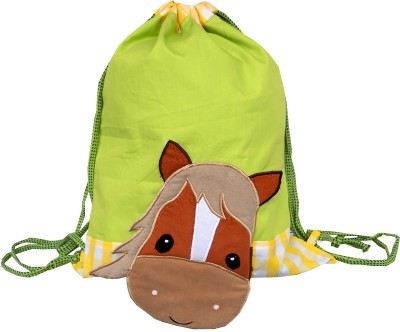 Little Pipal Backpack Farm Animals Horse Junior