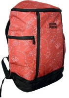 Devagabond Backpack (Red, 25 L)