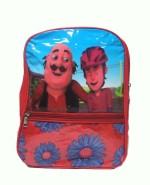 Riddi Impex Super Star School Bags Riddi Impex Super Star RI_MP_Red Waterproof School Bag