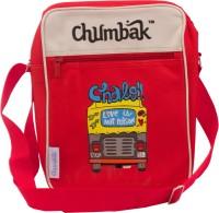 Chumbak Auto Raja Shoulder Bag Red