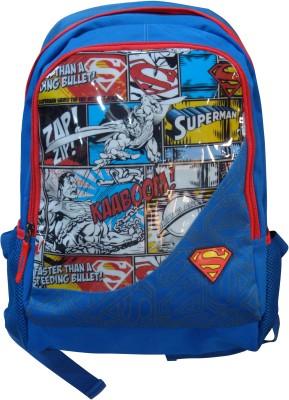 Starx Superman School Bag Waterproof Backpack for Rs. 434 at Flipkart.com 37266ca04054f