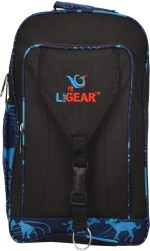 Light Gear Stylish 4 th to 10Th STD Suitable School Bags 4
