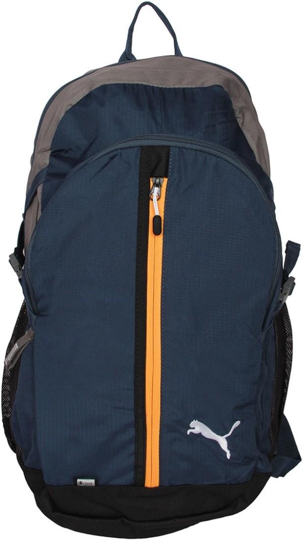 63fcf5b5fc Puma 7375802 Waterproof School Bag - Best Price in India
