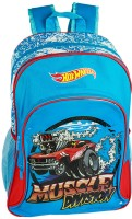 Mattel Kids Bag Waterproof Bag (Blue, 10 L)