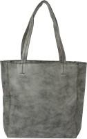 Etiquette Shoulder Bag Shoulder Bag (Grey, 10 Inch)