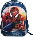 Spiderman Swing On Waterproof Backpack - Blue