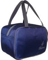Istorm Tiffen Waterproof School Bag (Blue & Grey, 10 Inch)