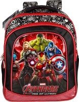 Disney Age Of Ultron Backpack (Red, 14 Inch)