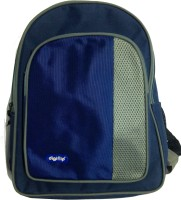 DigiFlip Nile SB026 School Bag Blue (15 inches): Bag