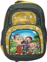 13% OFF on Pymo Backpack Waterproof School Bag Yellow a49b1465605ad