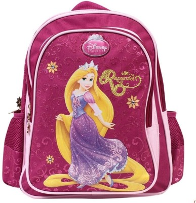 Disney Disney Princess Hue Pattern Waterproof Backpack Multicolor