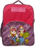 R-Dzire School Bag Waterproof Backpack (Pink, 12 Inch) - BAGE6AHJ2EF5YQAK