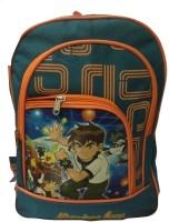 Adventure Backpack Waterproof School Bag (Blue, Orange, 20 L)