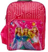 R-Dzire School Bag Waterproof Backpack (Pink, 13 Inch)