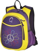O3 Kids Backpack O3 Kids Peace Flower Waterproof Backpack